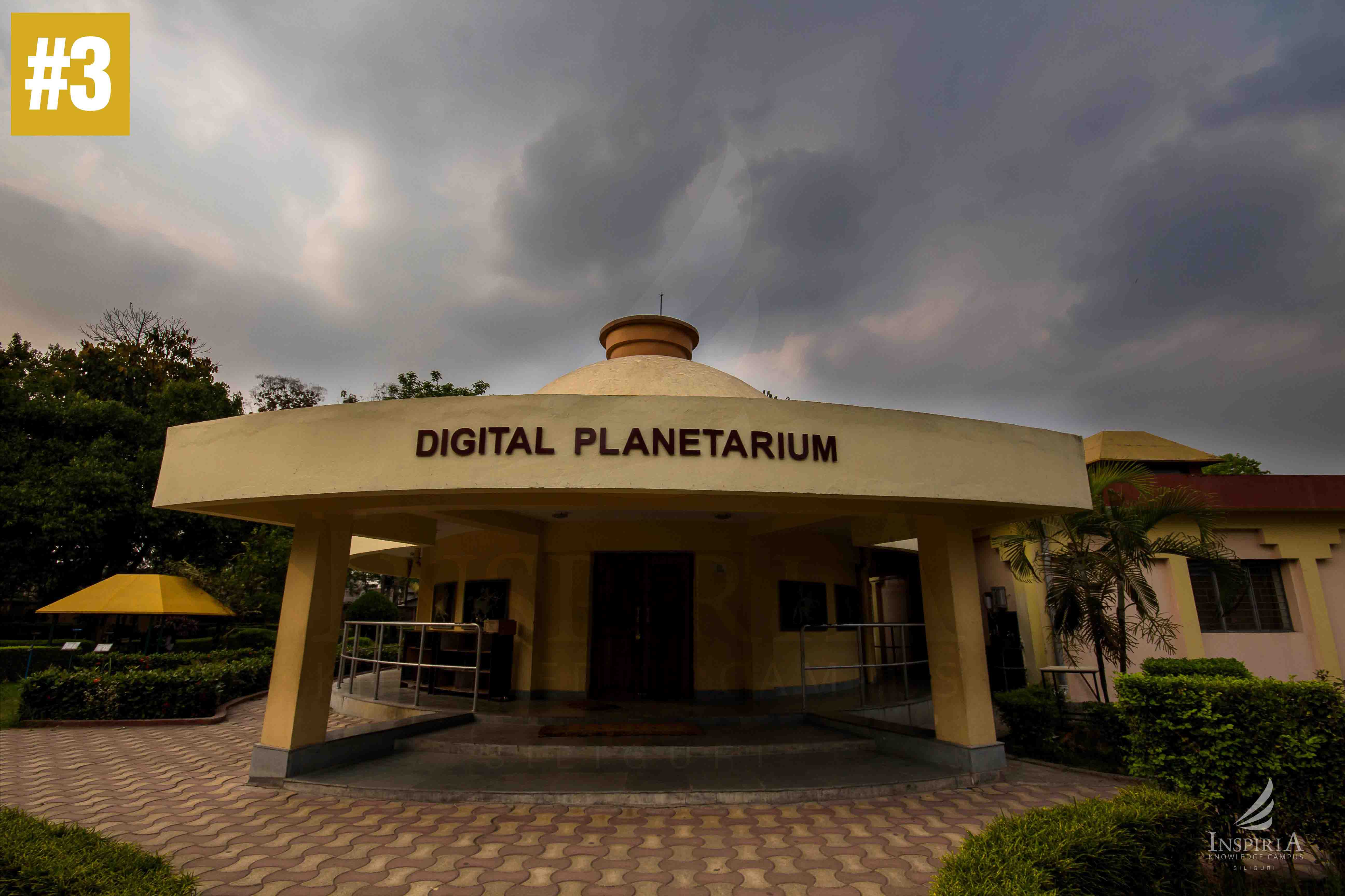 Digital Planatorium Science Center Siliguri