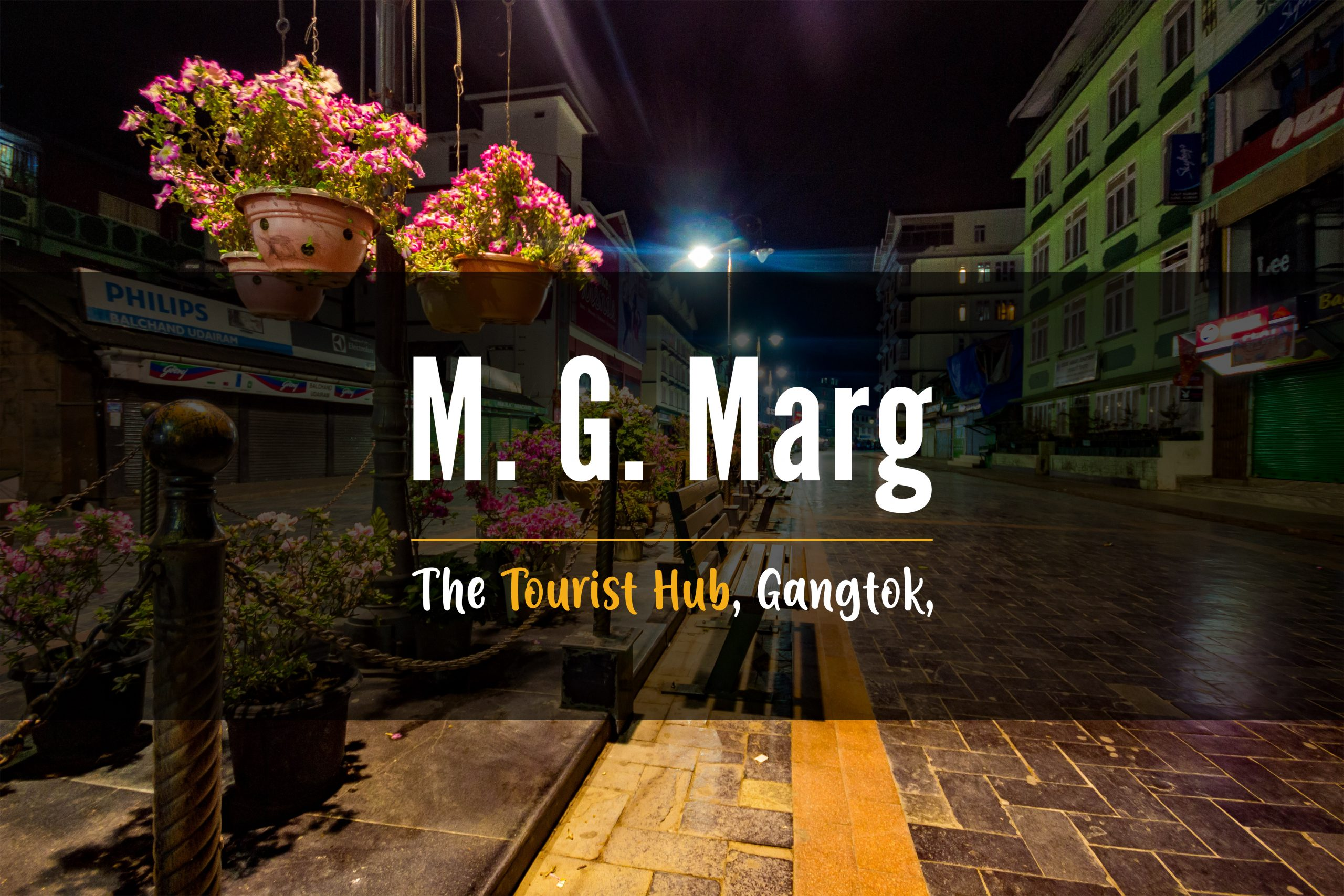 hotels near mg marg gangtok