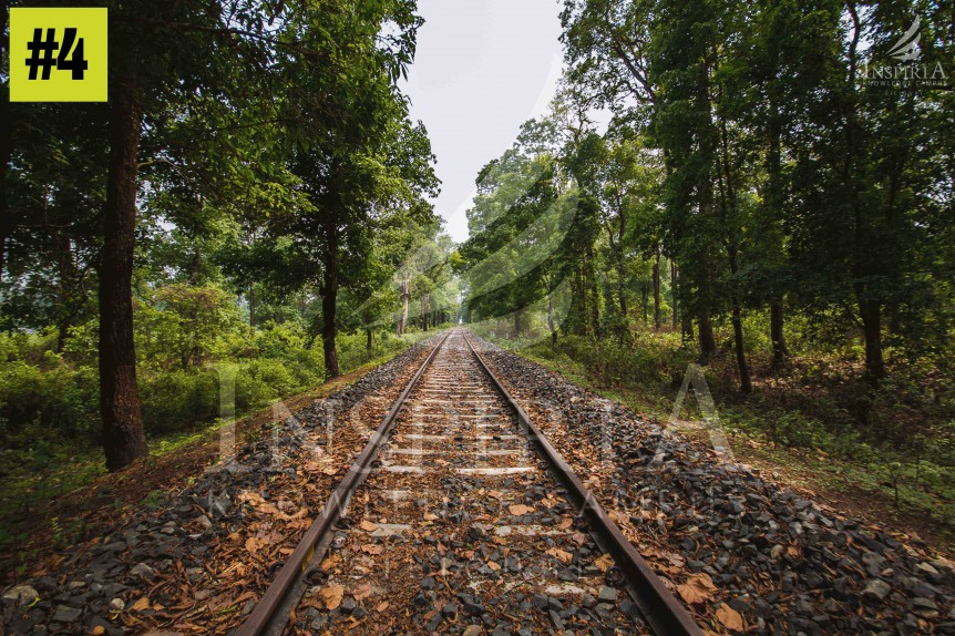lataguri train line towards Bangladesh
