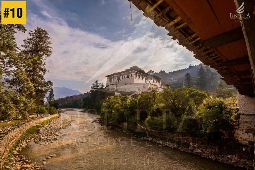 Ringpong dzong paro
