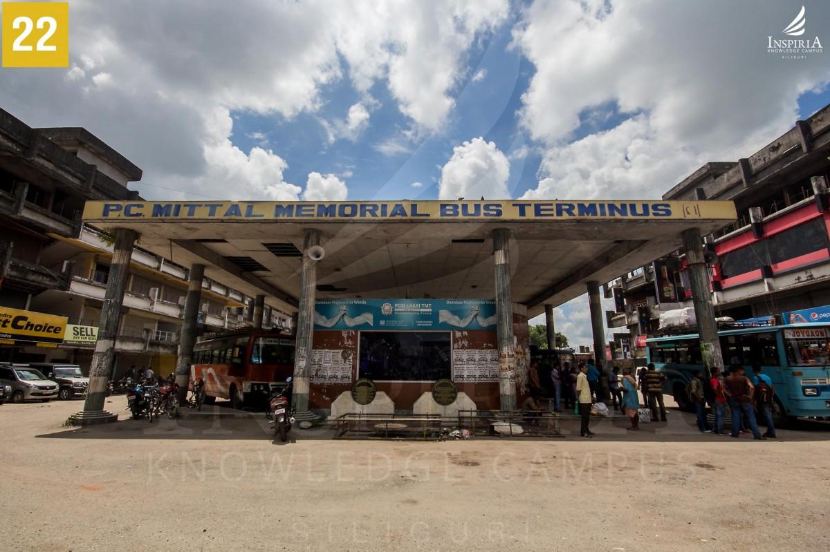 PC-Mittal-Bus-terminus-siliguri