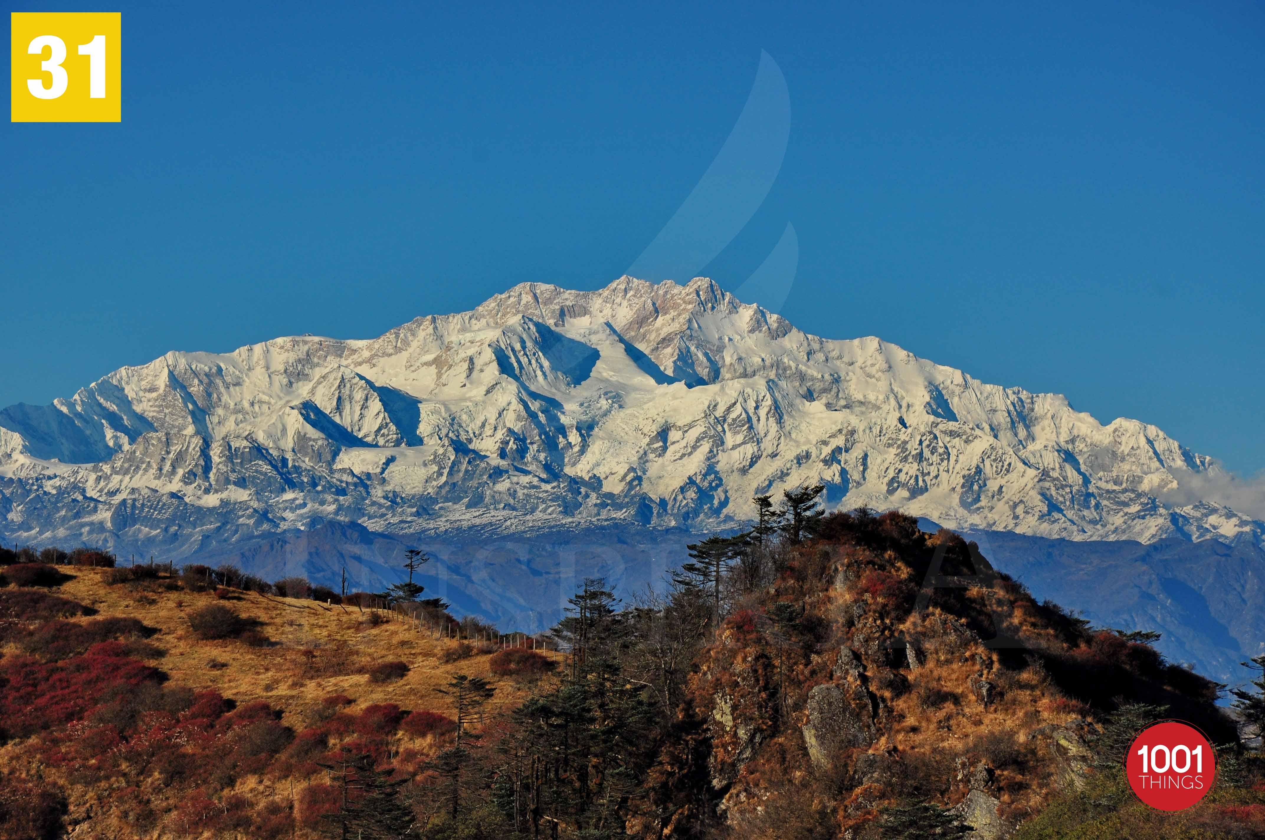 Sandakphu Trek, Darjeeling - 1001 Things About North ...