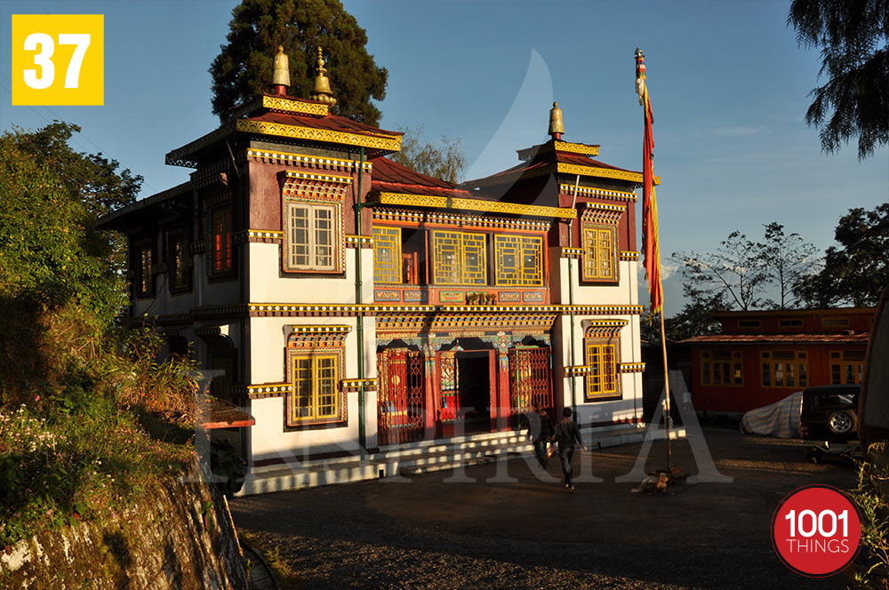 Bhutia Busty Gompa, Darjeeling , Featured Image