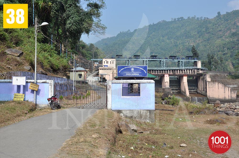 Bindu Barrage , Darjeeling
