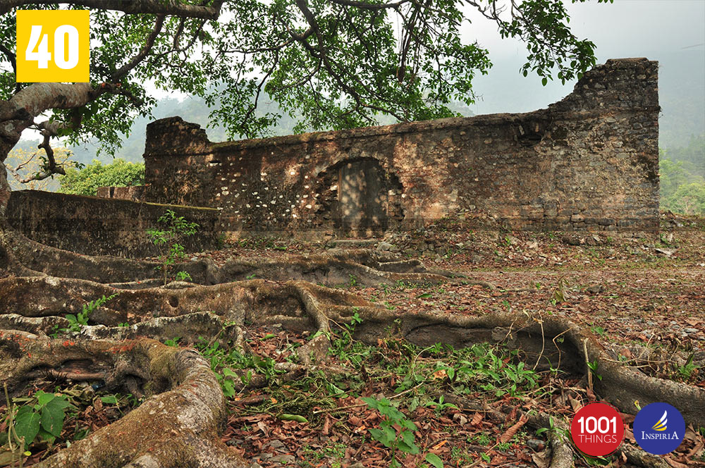Buxa Fort, Featured Image.