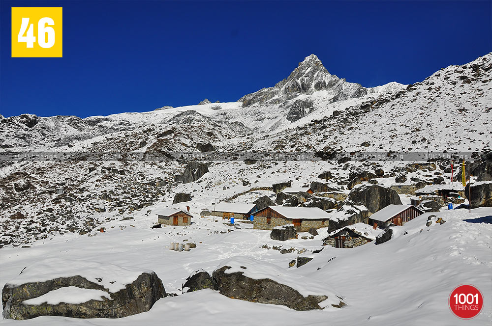 Chaurikhang featured image, Sikkim