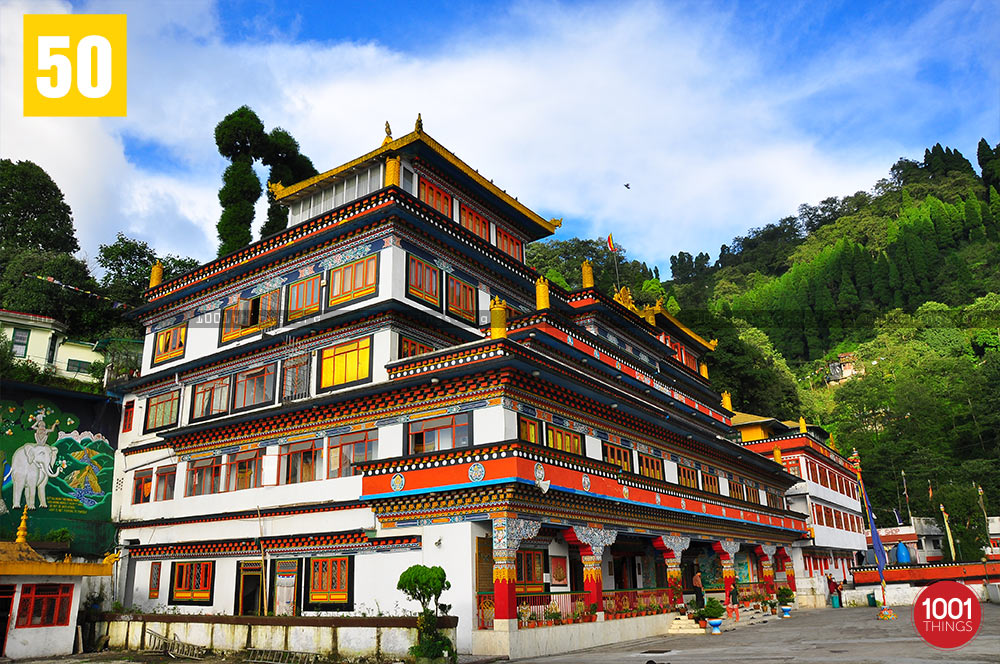 Dali Monastry featured image, Darjeeling