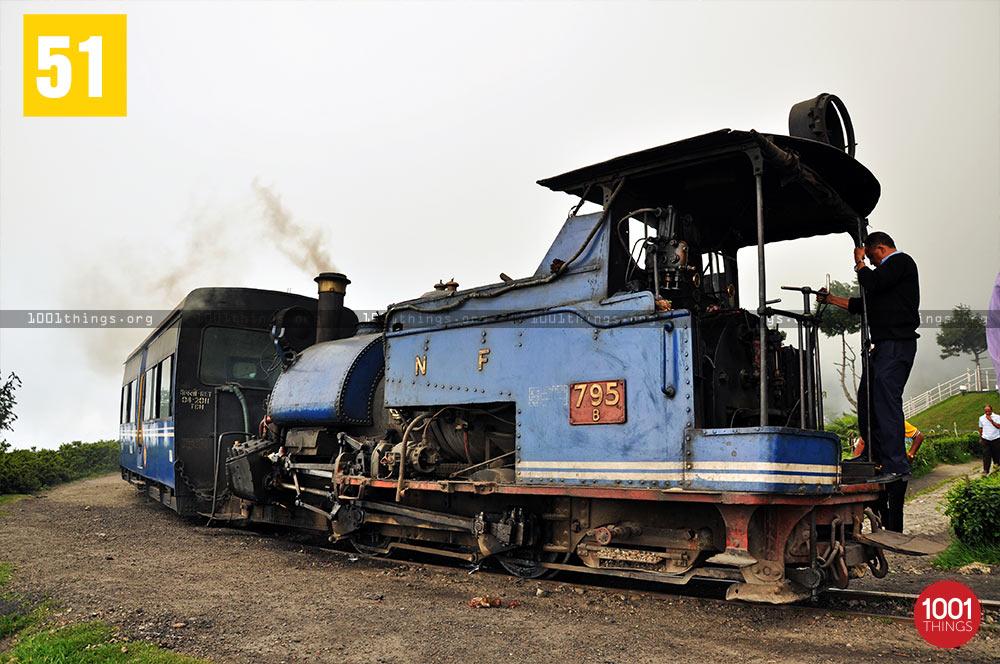 Darjeeling Himalayan Railway, Darjeeling