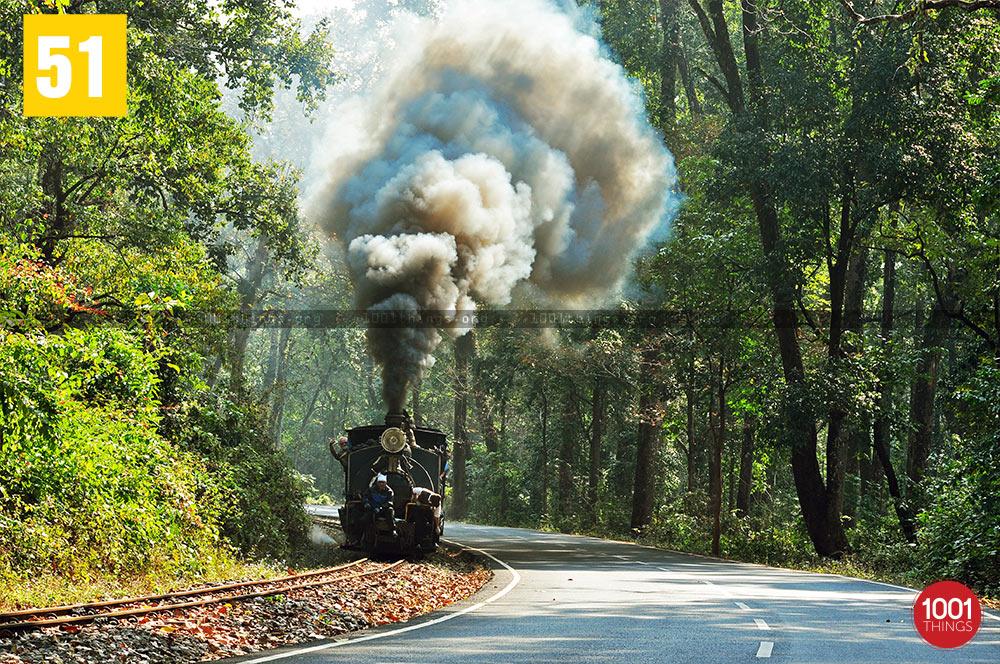 Darjeeling Himalayan Railway featured image, Darjeeling