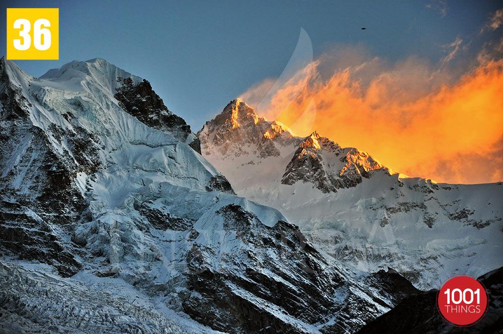 Goechala , Sikkim , Featured Image