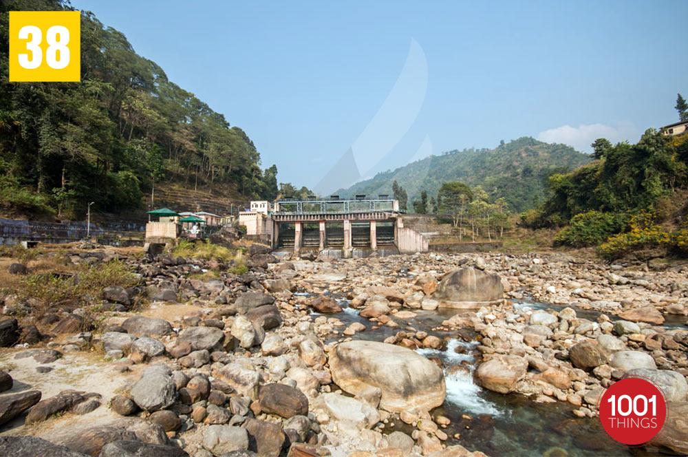 Jaldhaka River , Darjeeling