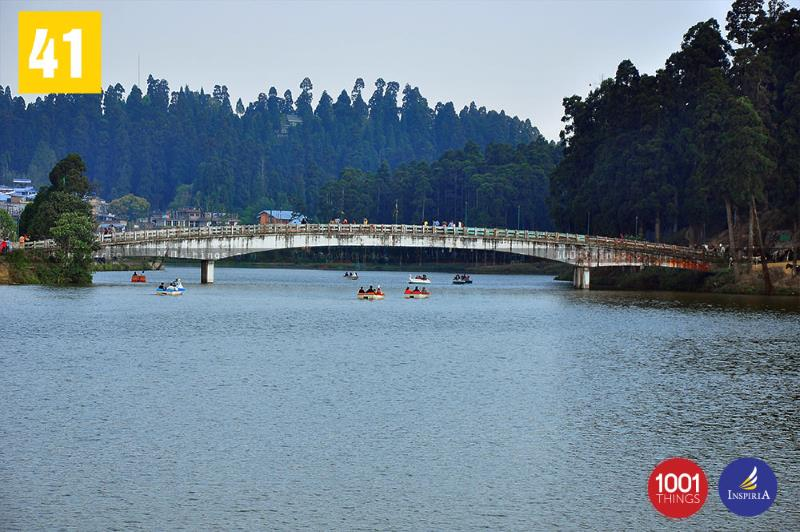 Mirik Lake Featured Image, Darjeeling
