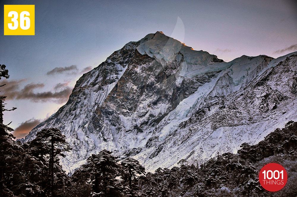Mt. Pandim , Sikkim