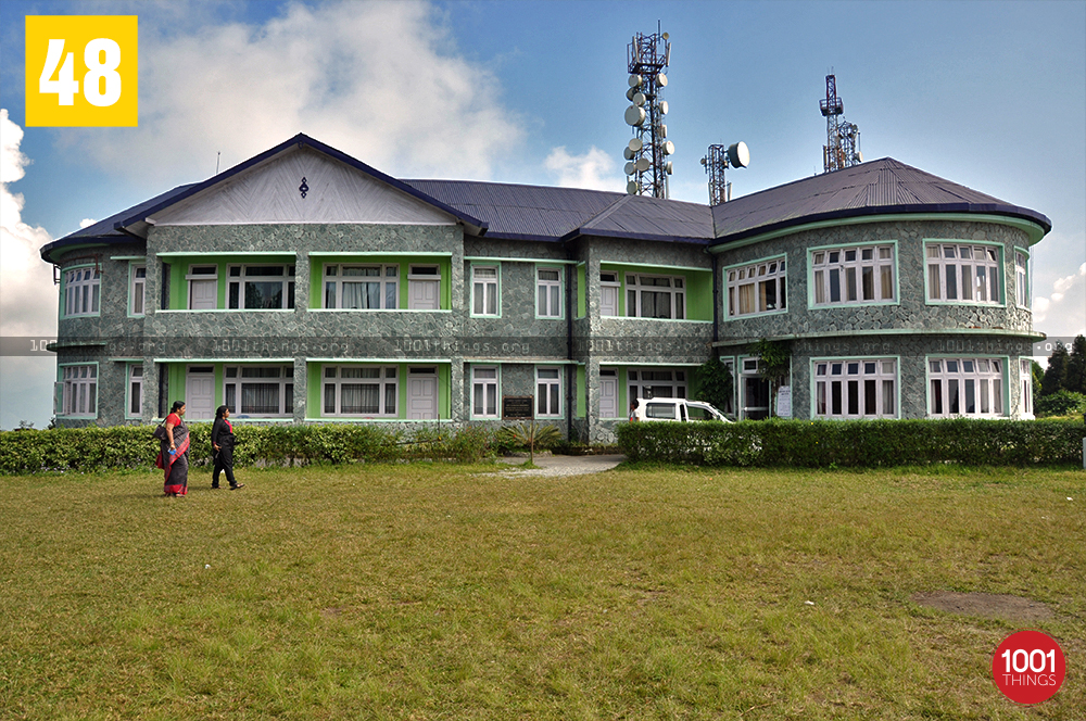 Rest house at Deolo, Kalimpong