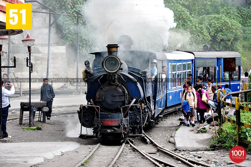 Rly station, Darjeeling