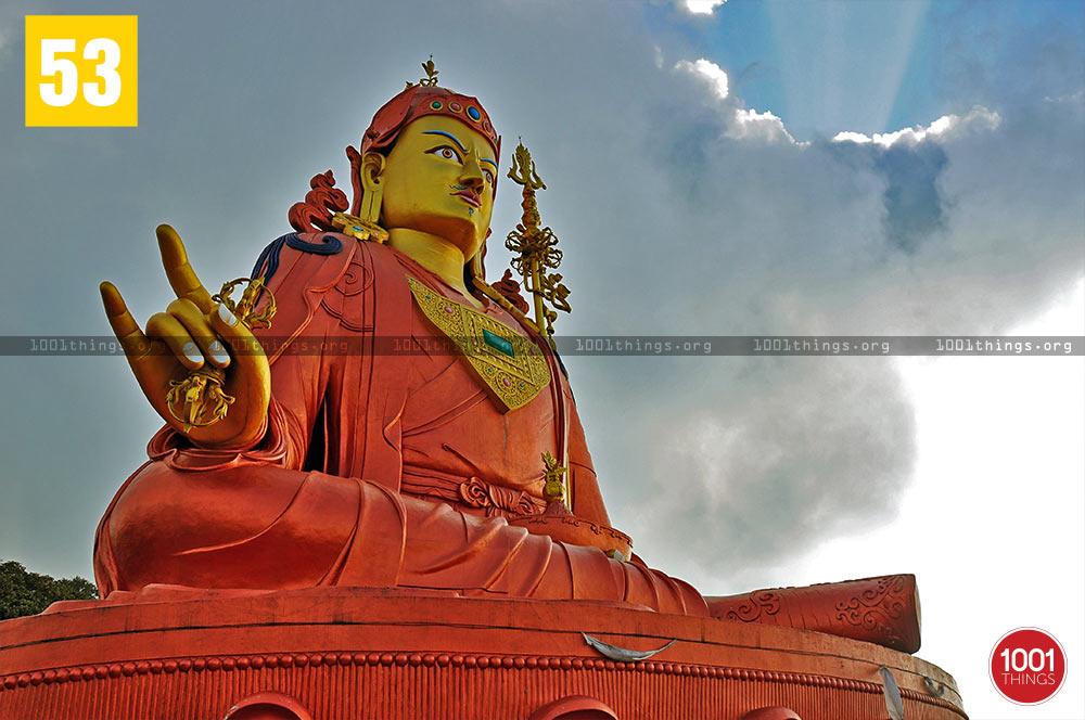 Side view, Samdrupste, Namchi, Sikkim