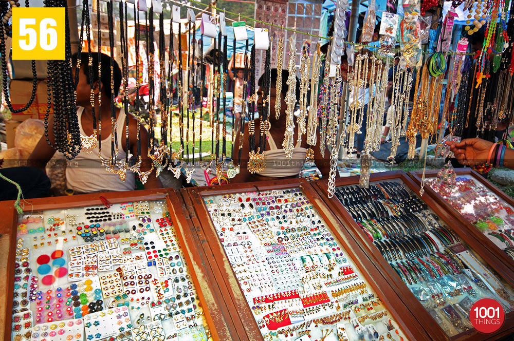 Jewellery at Dudhia, Darjeeling
