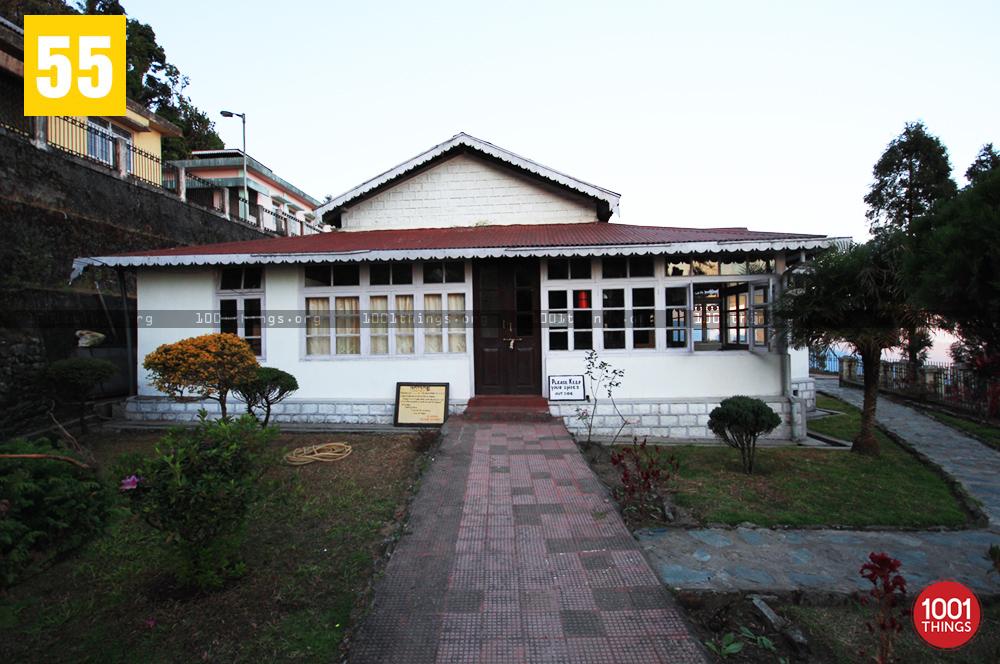 Netaji Musuem front view, Kurseong
