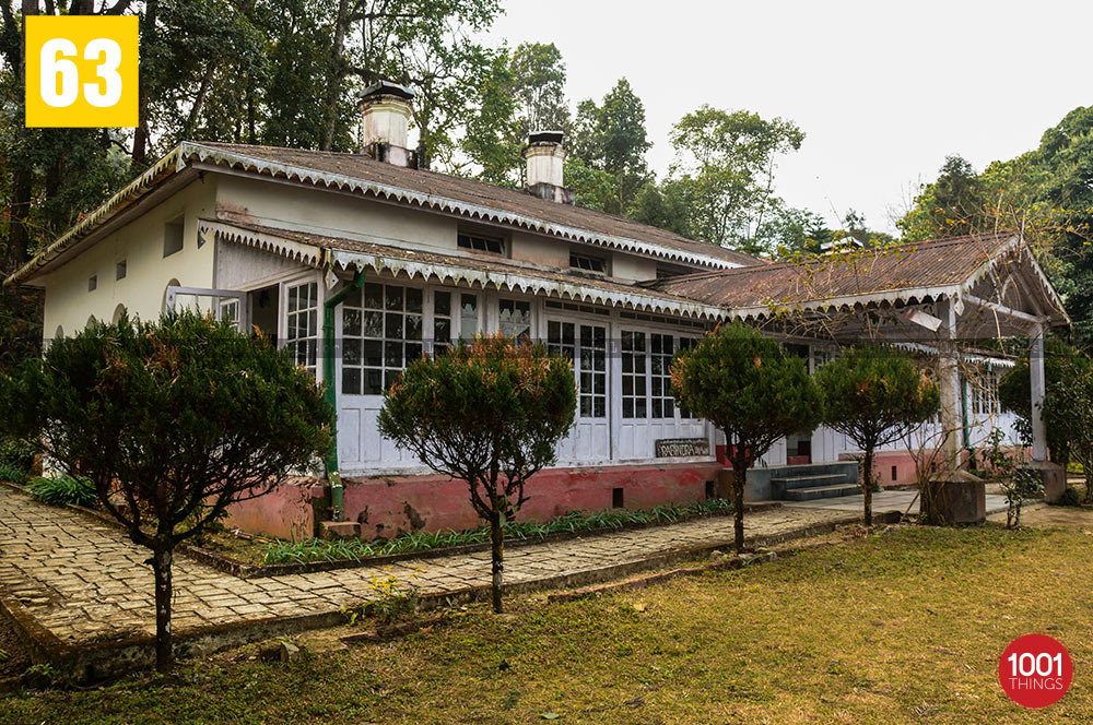 Rabindranath Tagore's Bungalow, Mungpoo
