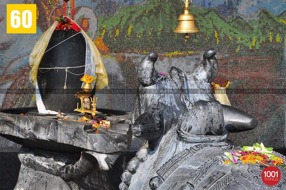 Shiv mandir at Sri Shirdi Sai Baba Mandir, Namchi