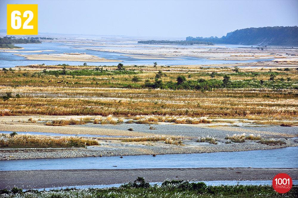 View of Teesta River