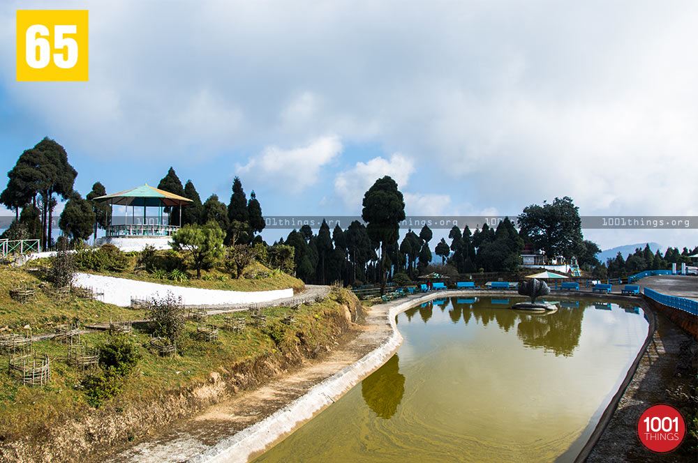 Lake at Jorepokhri, Darjeeling