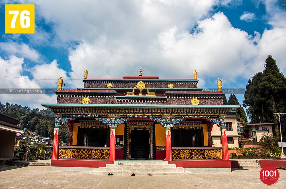 Lava Monastery, Lava
