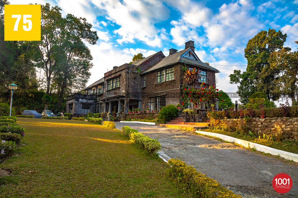 Morgan House, Kalimpong