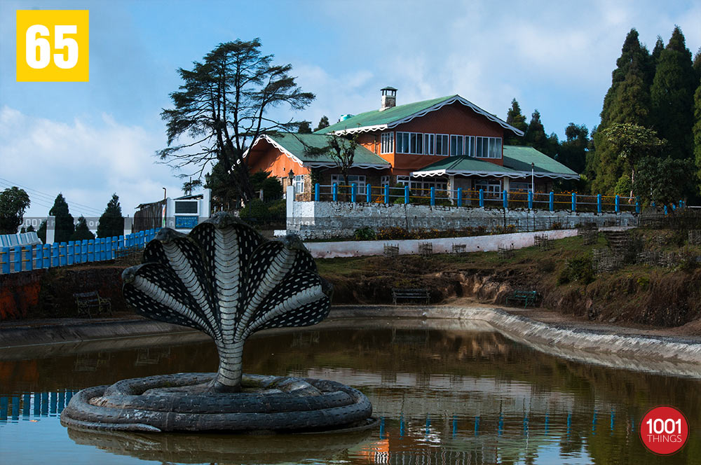 Resthouse at Jorepokhri, Darjeeling