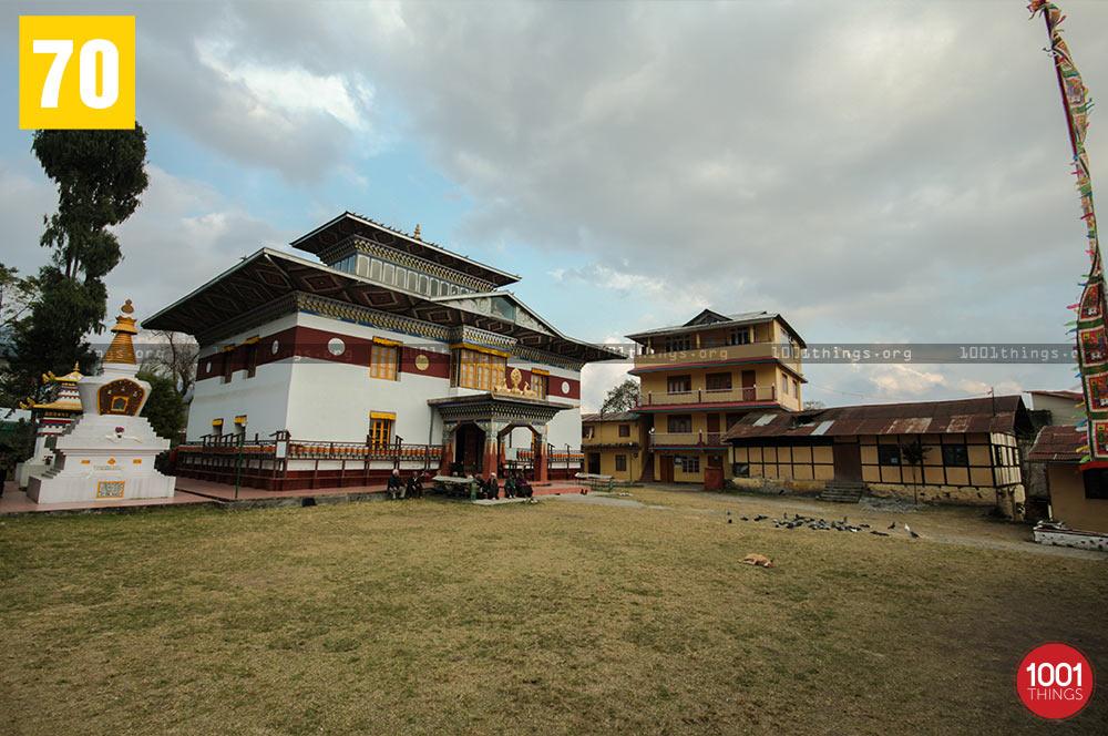 Tsonga Gumba, Kalimpong