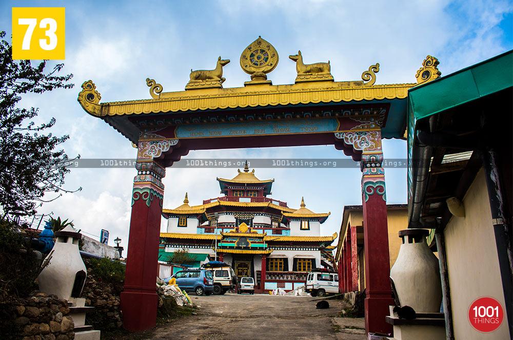 Zang Dhok Palri Phodang, Kalimpong