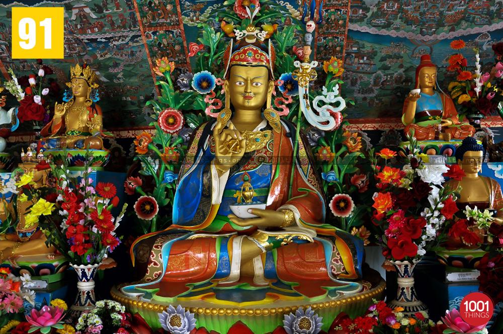 g Samten, Lava, Kalimpong