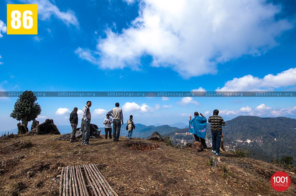 Rachela Pass, Lava, Kalimpong