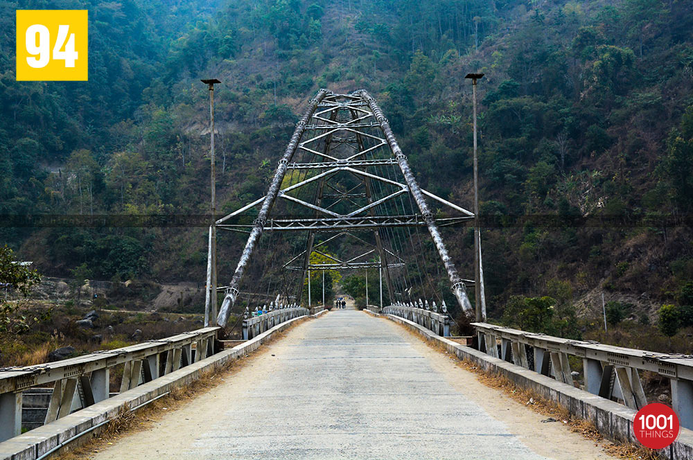 Jamuni Bridge, Darjeeling