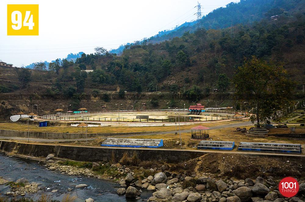 River at Jamuni, Darjeeling