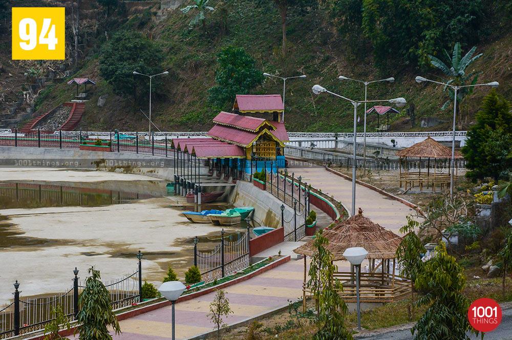 Sightseeing at Jamuni, Darjeeling