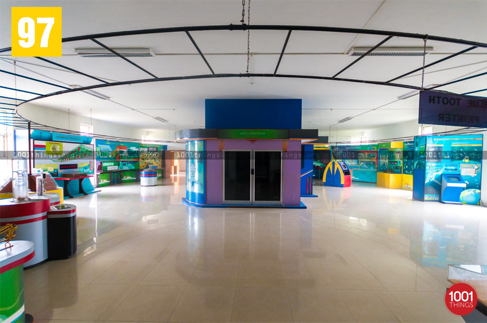 Interiors at Science Center, Kalimpong Image