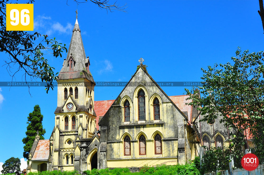 St. Andrew's Church, Darjeeling