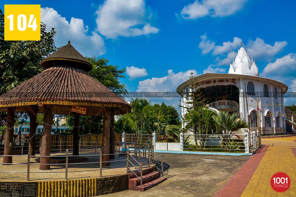 Havan Kund Lokenath Baba Mandir, Siliguri