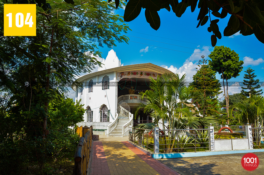 Lokenath Baba Mandir, Siliguri