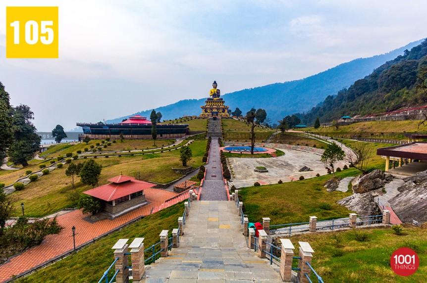 Tathagata Tsal, Sikkim Image