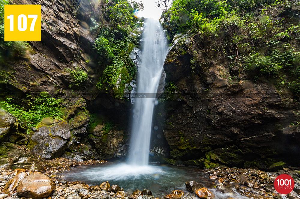Kanchenjunga Water Fall, Sikkim