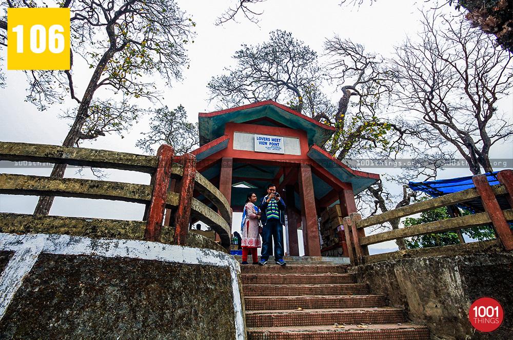 Meet point at Triveni View Point, Darjeeling