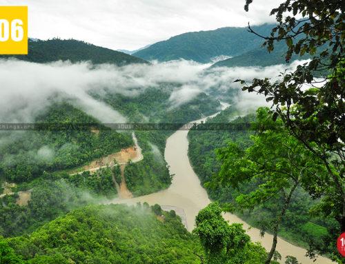 Triveni View Point, Kalimpong