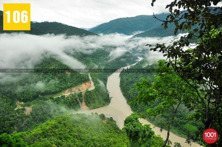Triveni View Point, Darjeeling