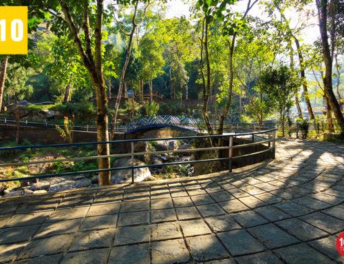 Gangamaya Park, Darjeeling