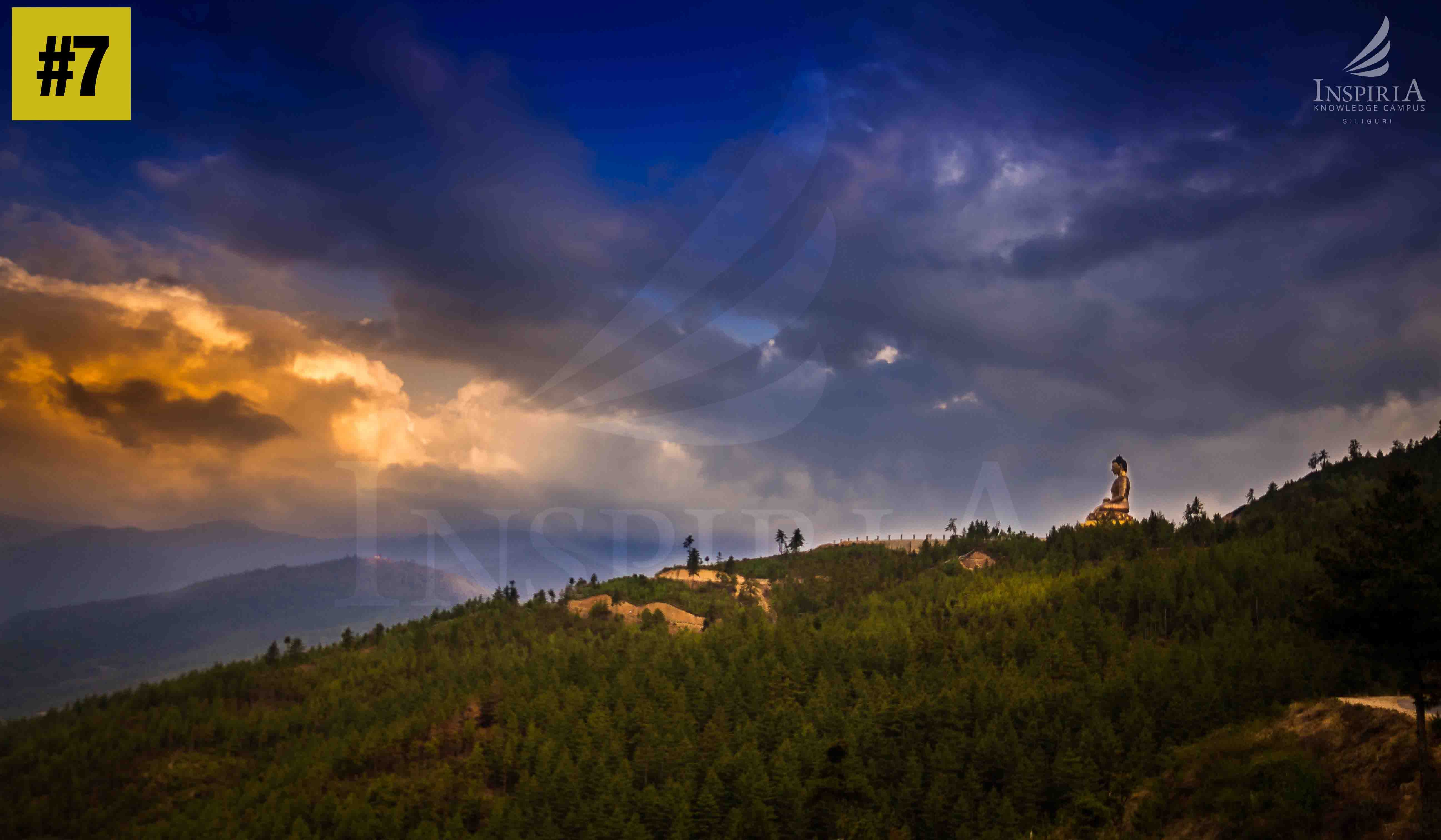 Buddha-Point-on-the-way-up-Thimpu-bhutan