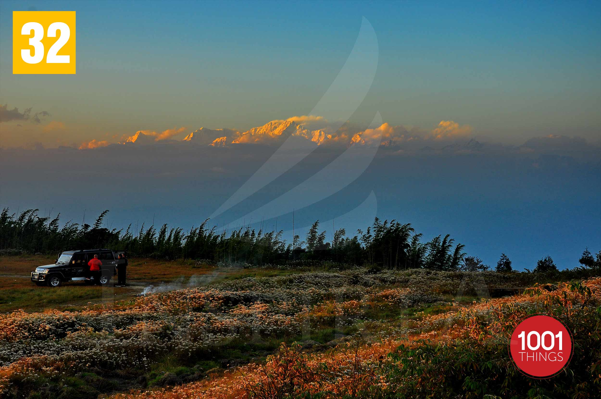 tiger hill darjeeling images