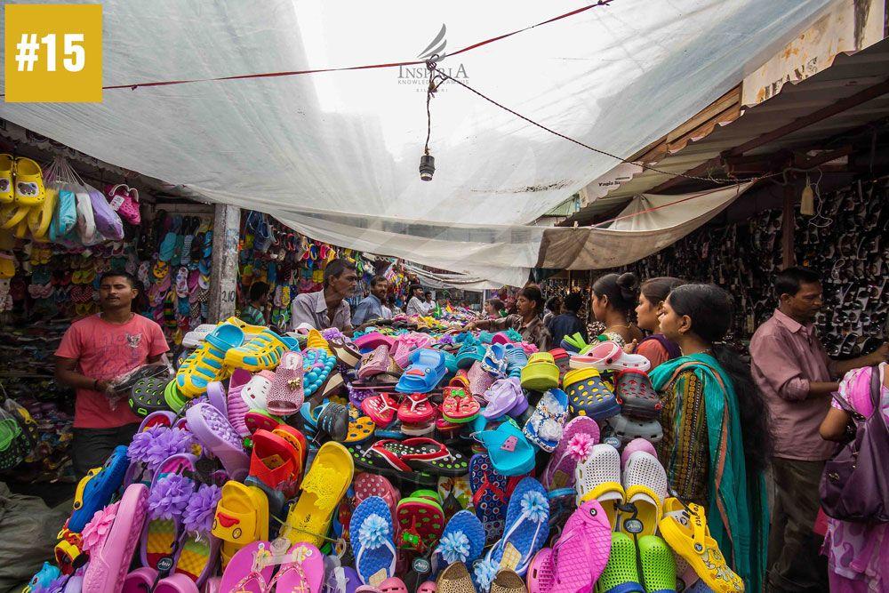 Hong-kong-market-siliguri-shoe-shops-bidhan-market-wb