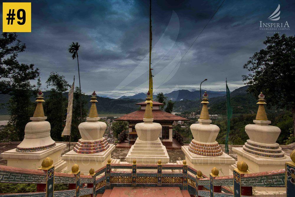 Kharbandi-Gompa-Front-Phuentsholing-bhutan